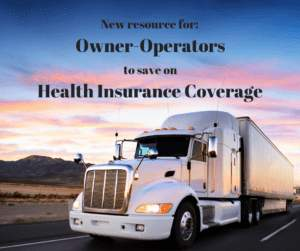 Truck Drivers Need Insurance! Save On Health Insurance ...