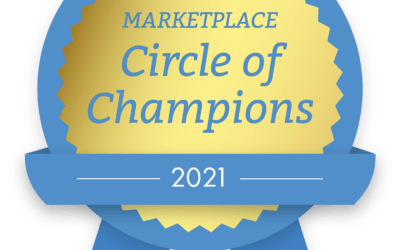 The Insurance Nana Is Recognized within the Circle of Champions!