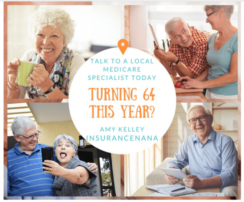 Turning 64? Talk to a Medicare Expert Today!